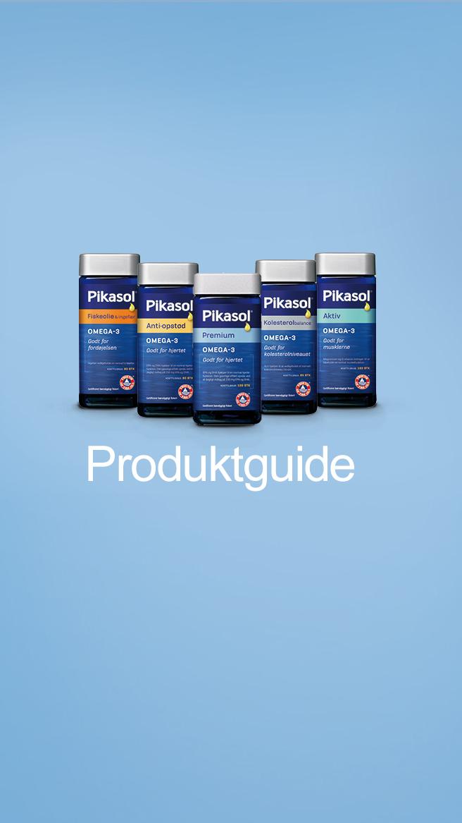 pikasol produktguide
